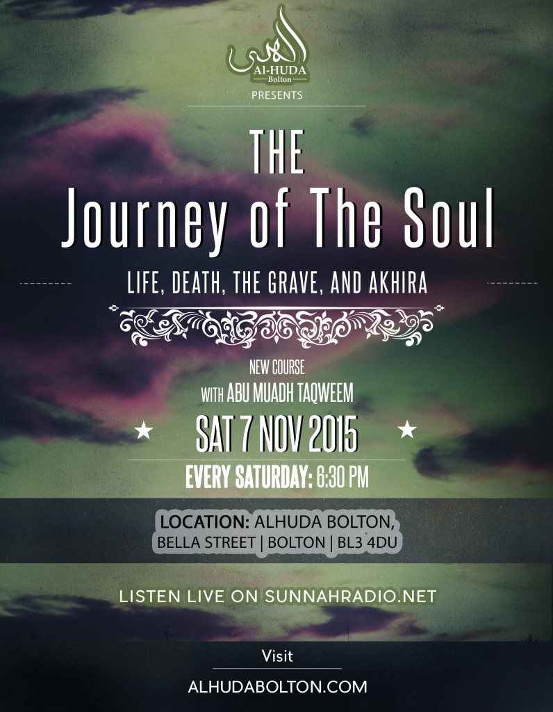 journey of the soul final insha Allah